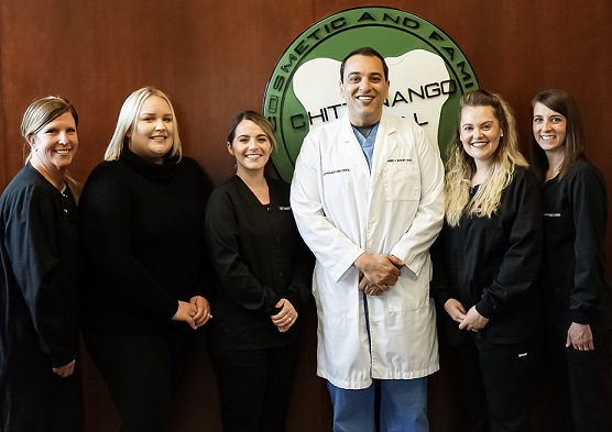 The Chittenango Family Dental team